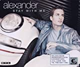 Stay with me [Single-CD] by Alexander (Klaws)
