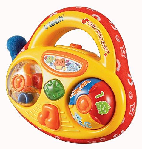 VTech Baby 80-068304 - Mein erstes Radio Mein Radio