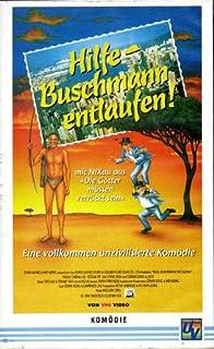 Die Götter müssen verrückt sein III (3): Hilfe - Buschmann entlaufen!