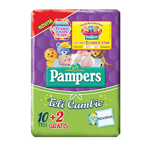 Pampers Telo cambio
