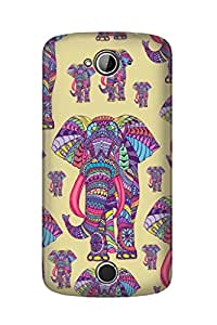 ZAPCASE PRINTED BACK COVER FOR Acer Liquid Z530