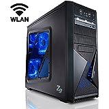 Megaport 8-Kern Gaming-PC Vollausstattung AMD FX-8320E 8x4.00 GHz Turbo • GeForce GTX970 4GB • 16GB DDR3 • 1TB • Windows10 • WLAN • Gamer PC • Gaming Computer • Desktop PC • Gamer Computer • Rechner