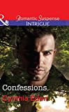 Confessions (The Battling McGuire Boys) by Cynthia Eden front cover