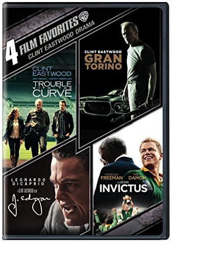 4 Film Favorites: Clint Eastwood Drama (DVD)(4FF) by Various