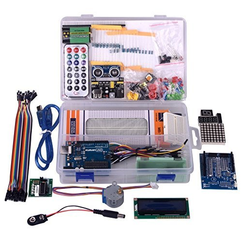 Kuman 6932083803138 Project Complete Starter Kit For
