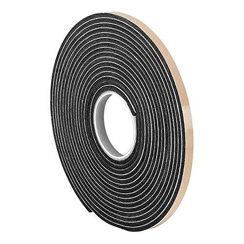 "TapeCase 0, 375-5-4496B In polietilene espanso Tape, 62 (mil spessore 1,6 mm), 0,95 (0,375"") cm x 5 m"