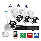 [Better Than 720P]AKASO Wireless Security Camera System Wifi - Best Reviews Guide