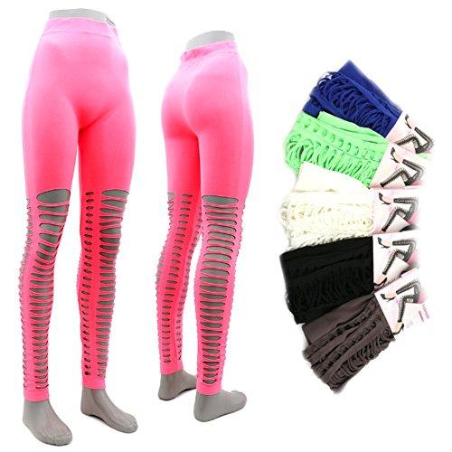 Palleon - Legging - Femme Multicolore Multicolore Multicolore - Marron