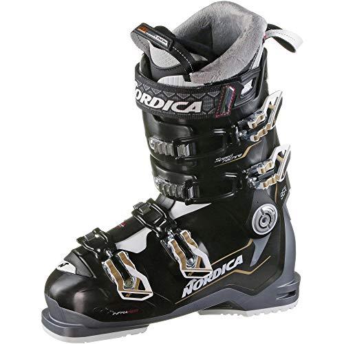 Nordica Damen Skischuhe schwarz 24 1/2