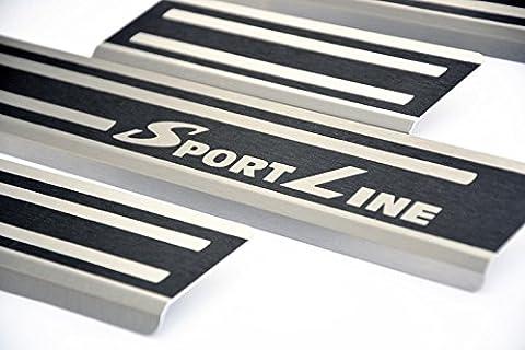 SEAT IBIZA 4(6J) 5tuerer Seuil de porte Sport Line