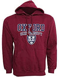 Sudadera con capucha diseño Oxford University hombre/caballero - Deporte/Gimnasio/Running