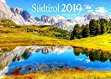Edition Seidel Südtirol Premium Kalender 2019 DIN A3 ***Einführungspreis*** Wandkalender