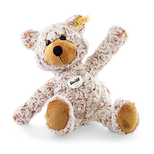 Steiff-113345-Russet-Tipped-Charly-Dangling-Teddy-Bear-Soft-Toy