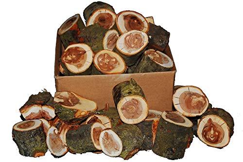Landree Apfel Wood Chunks 4 kg - Apfelholz mit AromaRinde -