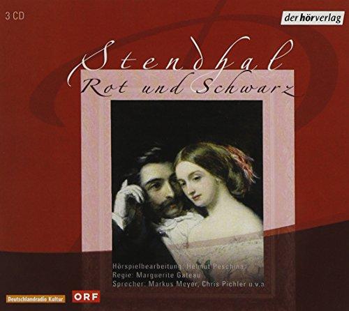 Rot und Schwarz: Hörspiel. Produktion: Deutschland Radio /ORF 2005