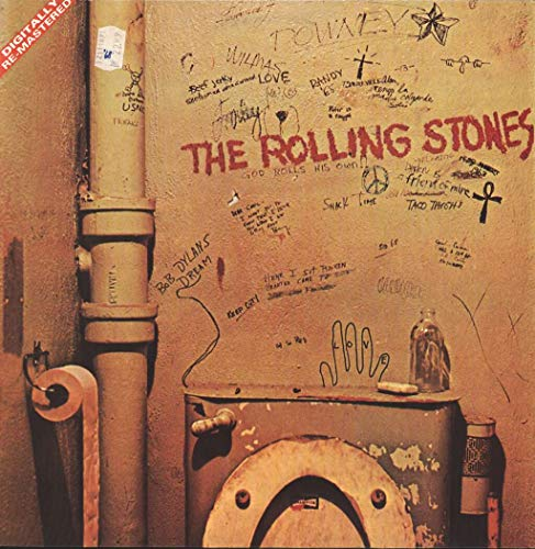 The Rolling Stones - Beggars Banquet - London Records - 800 084-1, ABKCO - 800 084-1 (Rolling Stones Vinyl Record)