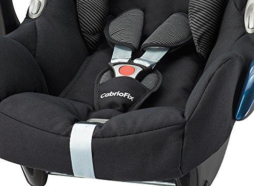Maxi-Cosi Cabriofix - Silla de coche, grupo 0+, color negro