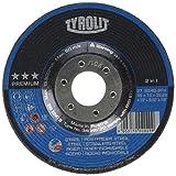 Tyrolit Disco desbaste 27E, medidas 115x 7x 22,23, VE: 10pieza, 1pieza, 34046120