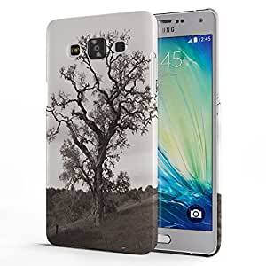 Koveru Designer Printed Protective Snap-On Durable Plastic Back Shell Case Cover for Samsung Galaxy A5 - The Giant Tree