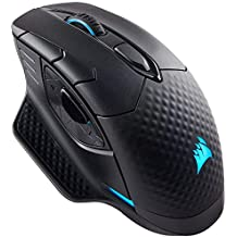 Corsair Dark Core RGB LED Bluetooth Kabellose Optische Gaming Maus 16.000 DPI, Ausführung:Dark Core RGB