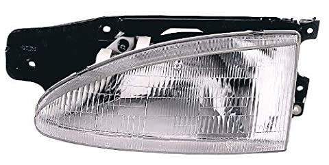 Depo 321-1112L-AS Hyundai Accent Driver Side Replacement Headlight Assembly by