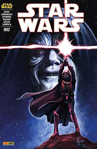 Star Wars nº2 (couverture 1/2) par  Kieron Gillen, SI Spurrier, Charles Soule, Salvador Larroca
