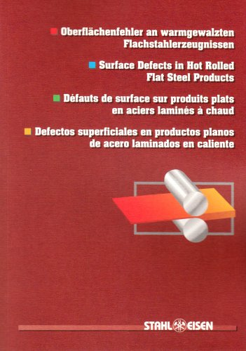 Surface Defects in Hot Rolled Flat Steel Products