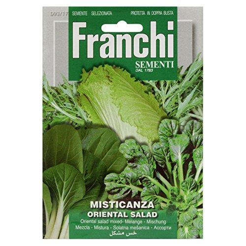 Orientalische Blättern (Franchi Misticanza Orientalischer Blätter-Mix)
