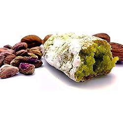 Paste di mandorla siciliane al pistacchio di Sicilia, create all'ordine. SPEDIZIONE GRATUITA! Rarezze: pasticcini,biscotti,torroncini e prodotti tipici siciliani da antico laboratorio artigianale