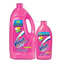 Vanish Multi Use Fabric Stain Remover - 1.8ml With 500 ml, Pack of 1