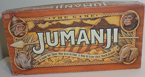 Jumanji The Game by Unknown