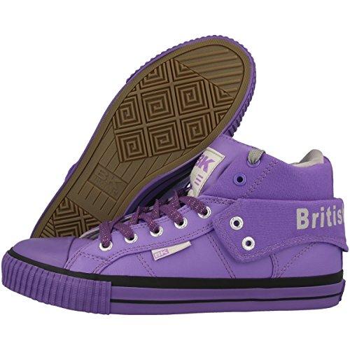 British Knights Schuhe Roco BK - violett - grau