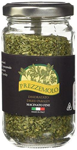 Italia Autentica Prezzemolo Disidratato Macinato - 30 gr