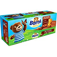 ‏‪Barni Cake with Chocolate filling 30g, Box of 12 Packs (12 x 30 g)‬‏