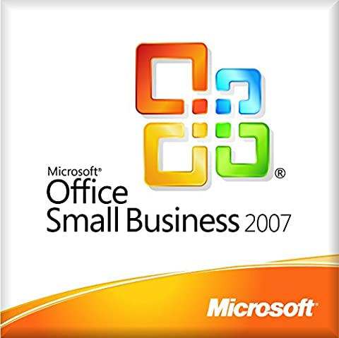 Office SBE 2007 1 pk with Office Pro Trial (MLK) - Version 2 (PC) [import anglais]