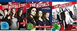 The Royals Staffel 1+2+3 (1-3) Blu-ray Set