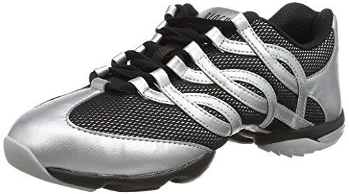 Bloch Twist, Unisex Erwachsene Outdoor Fitnessschuhe Silber