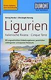 DuMont Reise-Taschenbuch Reiseführer Ligurien, Italienische Riviera,Cinque Terre: mit Online-Updates als Gratis-Download - Christoph Hennig