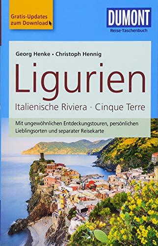 DuMont Reise-Taschenbuch Reiseführer Ligurien, Italienische Riviera,Cinque Terre: mit Online-Updates als Gratis-Download -
