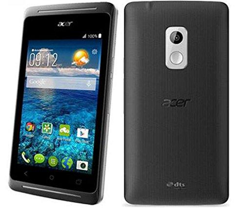 Acer Liquid Z205 Smartphone Schwarz