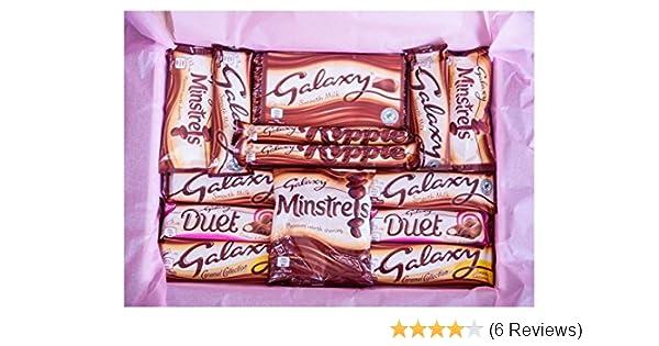 Xl Large Galaxy Chocolate Selection Box Perfect Gift