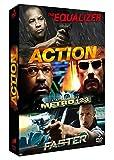 Coffret Action: The Equalizer + L'attaque du métro 123 + Faster