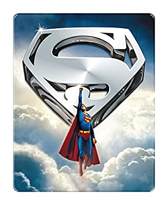 Superman 1-5: Die Spielfilm Collection 1978-2006 (Superman Anthology) Steelbook (exklusiv bei Amazon.de) [Blu-ray]