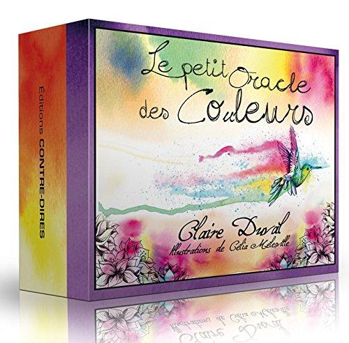 Petit Oracle des Couleurs (le) par Duval Claire;Illustrations de Célia Melesville