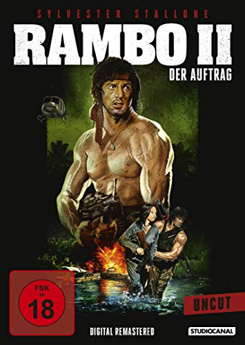 Rambo II - Der Auftrag / Uncut / Digital Remastered