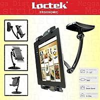 """Loctek–2en 1universal tablet soporte de escritorio + soporte de pared–para 7""""a 12"""" Protector de dispositivos"""