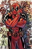 Deadpool 2013 15  variant cover matteo lolli