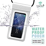 TANTRA Universal Mobile Phone Waterproof Case with IPX8 for All Smartphones