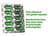 Evion Kapseln, Vitamin, 100 Stück, für kräftiges Haar, starke Nägel und...