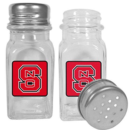 Siskiyou NCAA Unisex Grafiken Salt & Pepper Shaker, Unisex, Sports, farblos, Set of 2 -